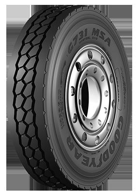 G731 MSA Tires